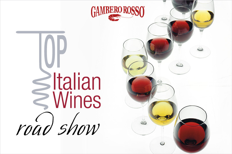 Top Italian Wines Road show 2015/16 Gambero Rosso - Seattle - February 16, 2016