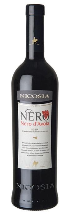 Nero - Nero d'Avola