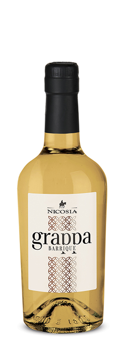 Grappa Barrique